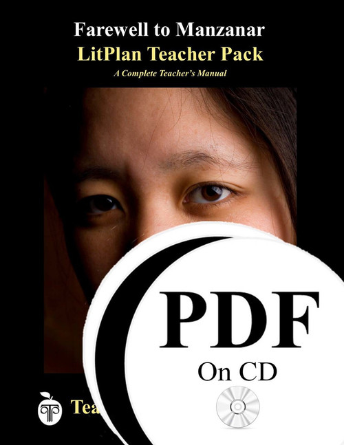 Farewell to Manzanar LitPlan Lesson Plans (PDF on CD)