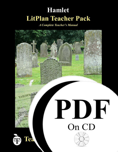 Hamlet LitPlan Lesson Plans (PDF on CD)