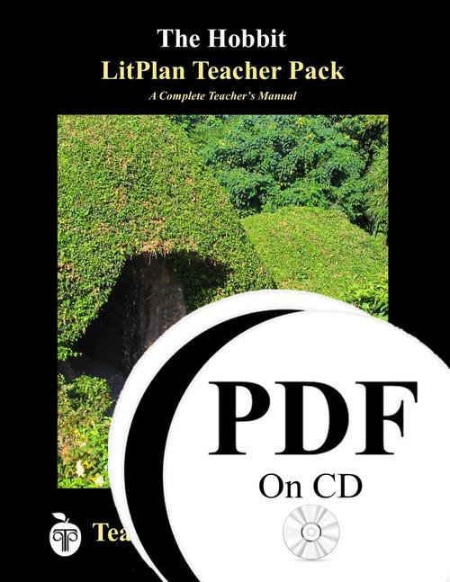 The Hobbit LitPlan Lesson Plans (PDF on CD)