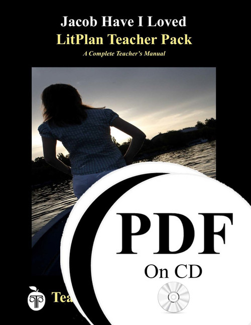 Jacob Have I Loved LitPlan Lesson Plans (PDF on CD)