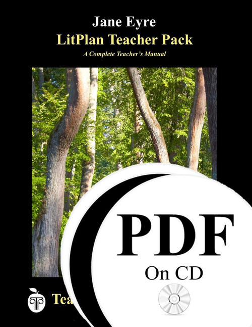 Jane Eyre LitPlan Lesson Plans (PDF on CD)