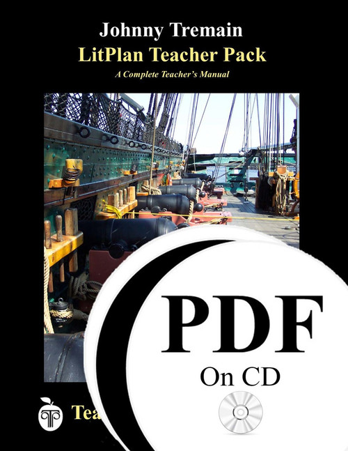 Johnny Tremain LitPlan Lesson Plans (PDF on CD)