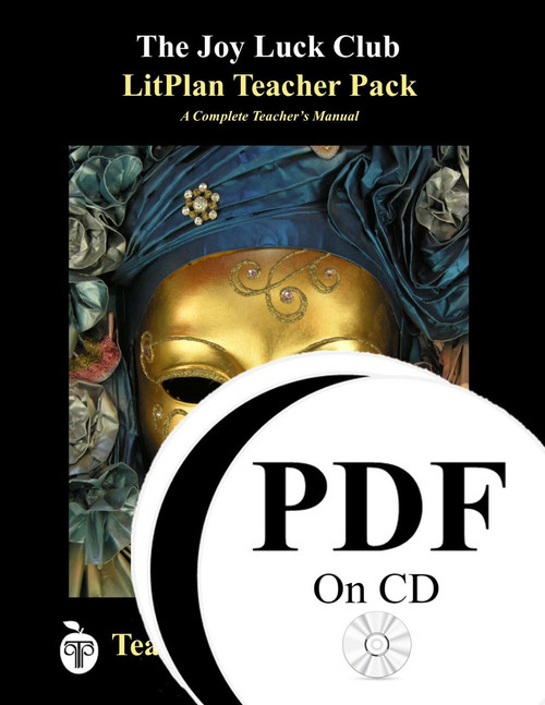 The Joy Luck Club LitPlan Lesson Plans (PDF on CD)