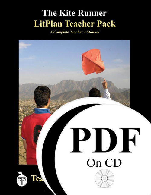 The Kite Runner LitPlan Lesson Plans (PDF on CD)