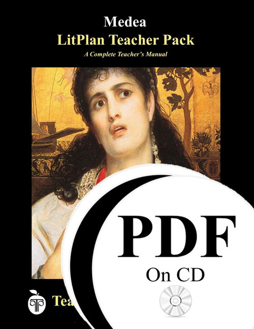 Medea LitPlan Lesson Plans (PDF on CD)