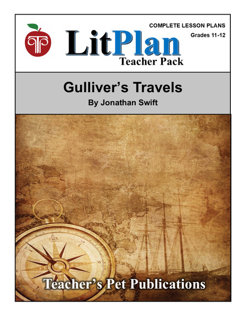 Gulliver's Travels LitPlan Lesson Plans