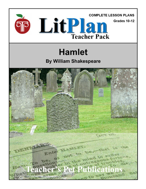 Hamlet LitPlan Lesson Plans (Download)