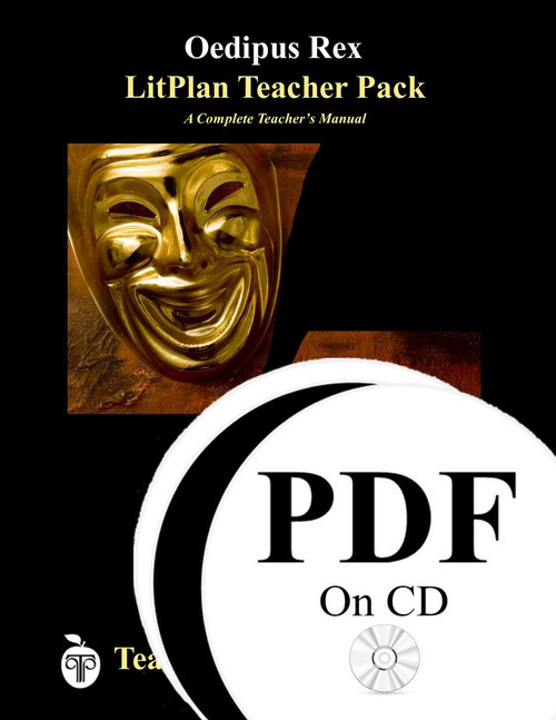 Oedipus Rex LitPlan Lesson Plans (PDF on CD)