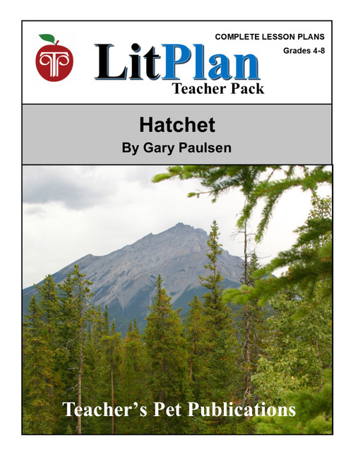 Hatchet LitPlan Lesson Plans (Download)