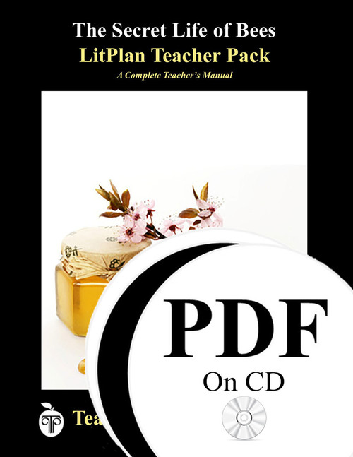 The Secret Life of Bees LitPlan Lesson Plans (PDF on CD)