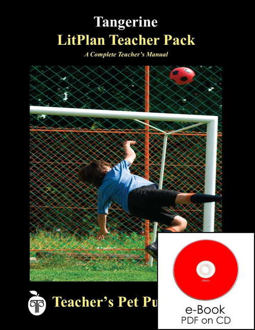 Tangerine Lesson Plans | LitPlan Teacher Pack on CD