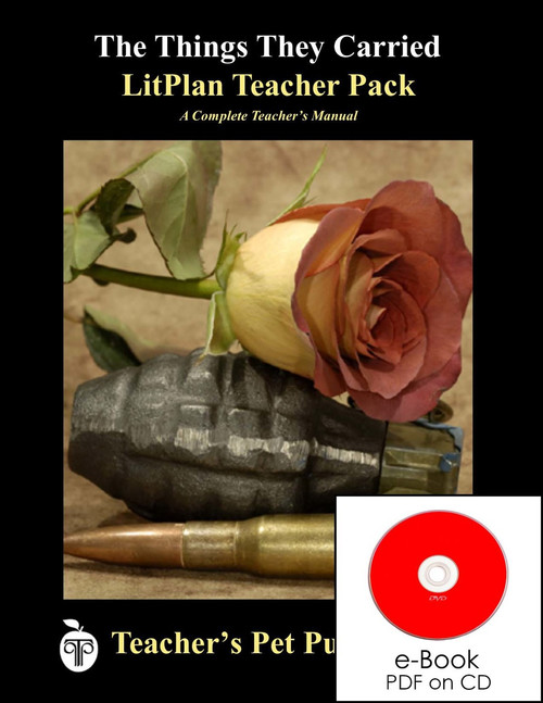 The Things They Carried Lesson Plans | LitPlan Teacher Pack on CD