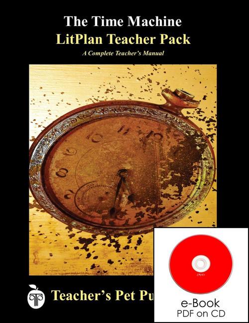 The Time Machine Lesson Plans | LitPlan Teacher Pack on CD