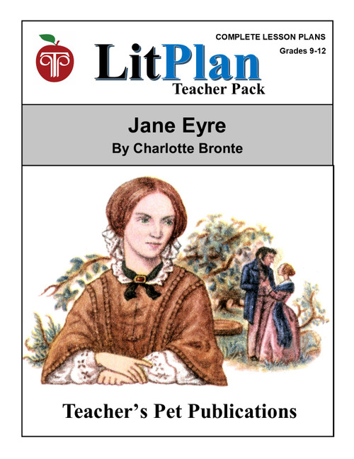 Jane Eyre LitPlan Lesson Plans (Download)