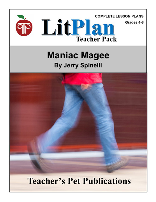 Maniac Magee LitPlan Lesson Plans (Download)