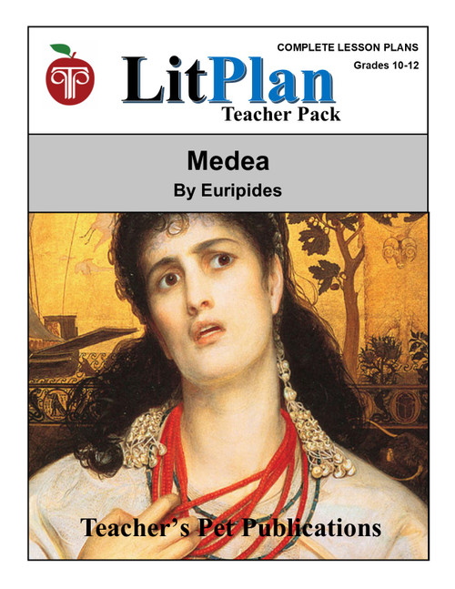 Medea LitPlan Lesson Plans (Download)