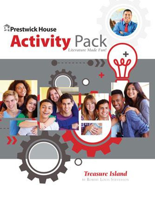 Treasure Island Activities Pack