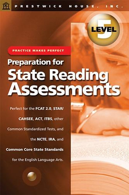 Practice Makes Perfect Prep For State Reading Assessments Grade 5