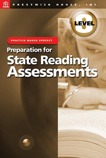 Practice Makes Perfect Prep For State Reading Assessments Grade 8