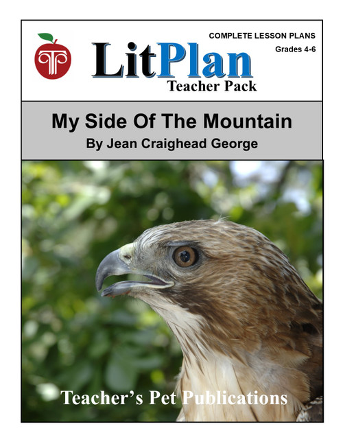 My Side of the Mountain LitPlan Lesson Plans (Download)