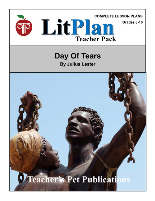 Day of Tears LitPlan Lesson Plans Download