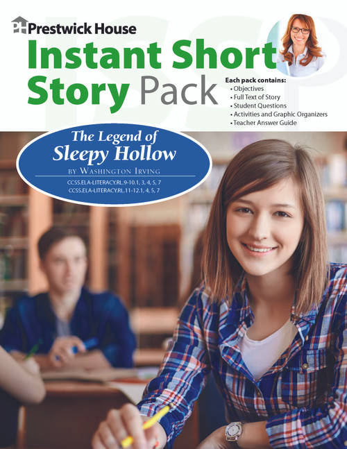 The Legend of Sleepy Hollow Instant Short Story Text & Lesson Plans