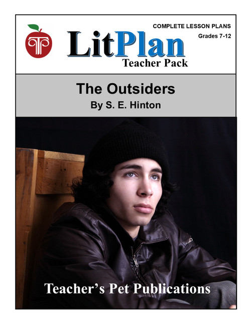 The Outsiders LitPlan Lesson Plans (Download)