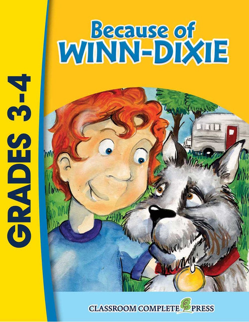 Because of Winn-Dixie LitKit