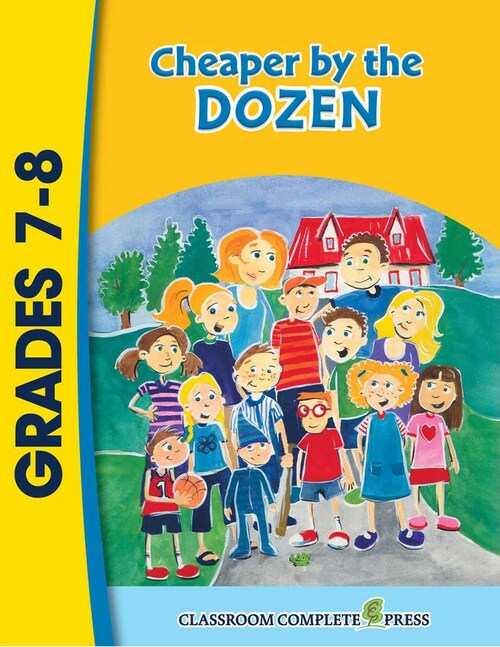 Cheaper By The Dozen LitKit