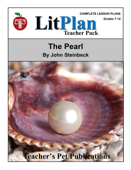 The Pearl LitPlan Lesson Plans (Download)