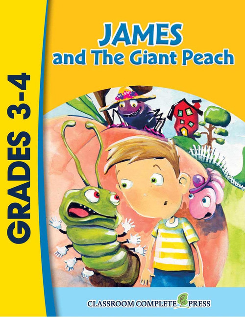 James and the Giant Peach LitKit