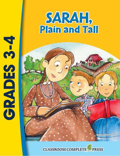 Sarah Plain and Tall LitKit