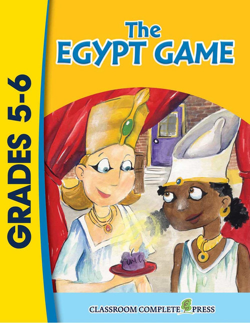 The Egypt Game LitKit