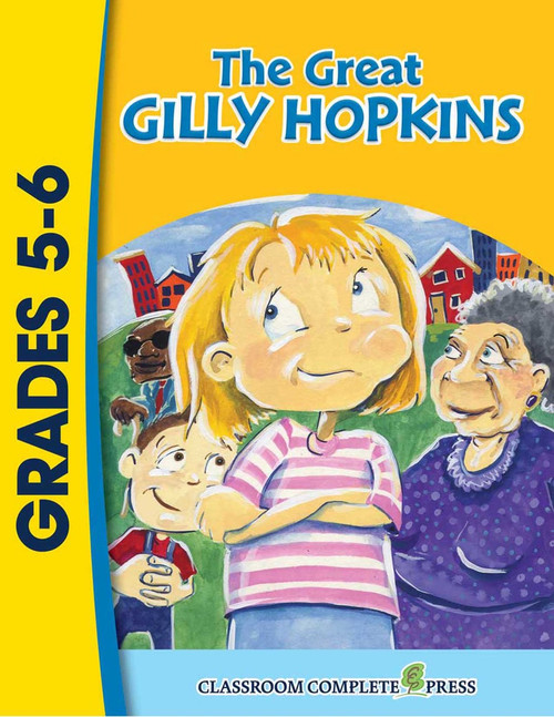 The Great Gilly Hopkins LitKit
