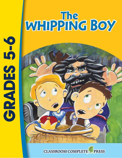 The Whipping Boy LitKit  (Download)