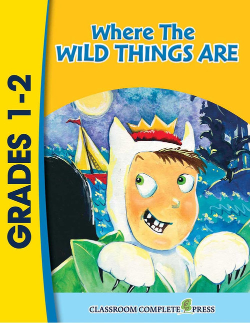 Where the Wild Things Are LitKit  (Download)