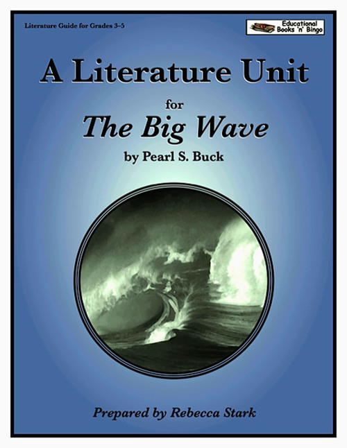 The Big Wave Literature Unit