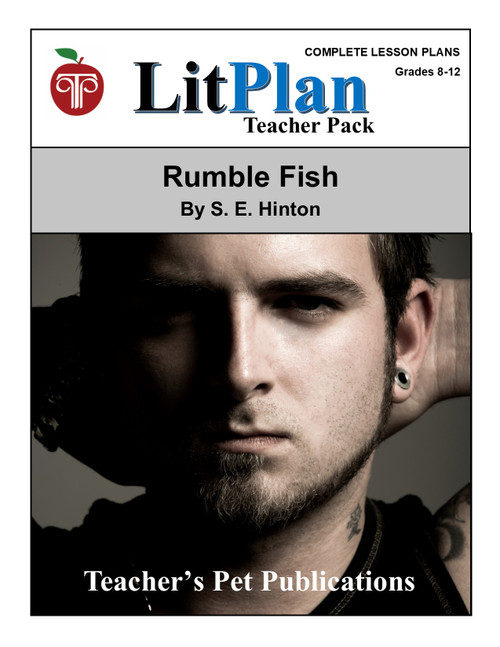 Rumble Fish LitPlan Lesson Plans (Download)