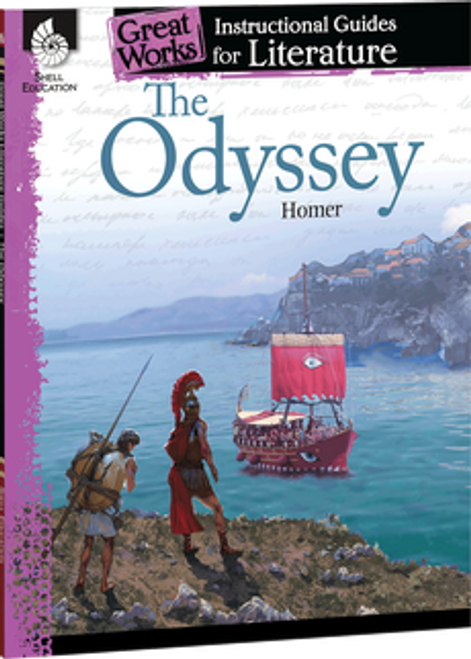 The Odyssey: Great Works Instructional Guide for Literature