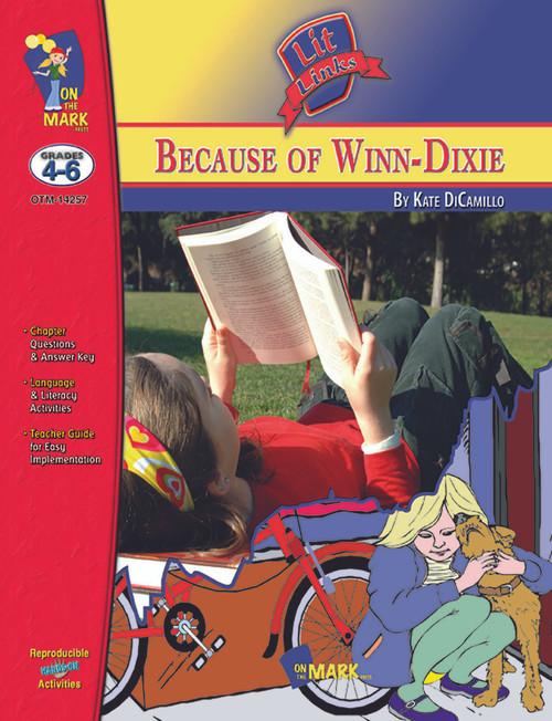 Because Of Winn-Dixie: Lit Links Literature Guide