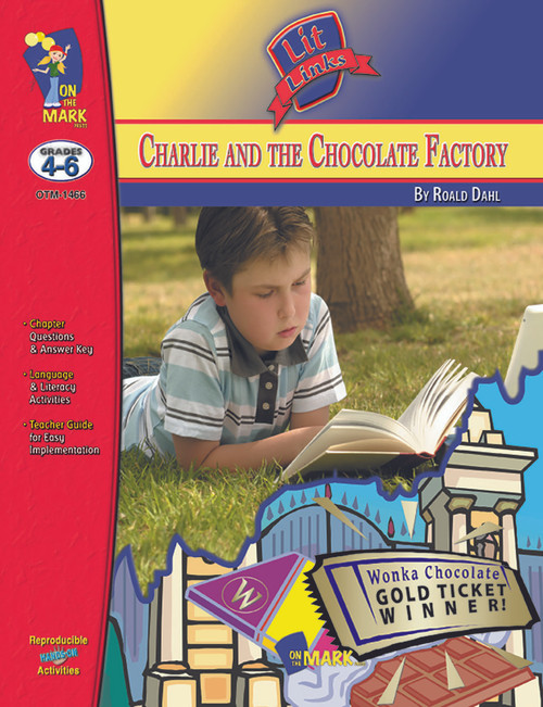 Charlie And The Chocolate Factory Lit Links Literature Guide For Teachers  (PDF)