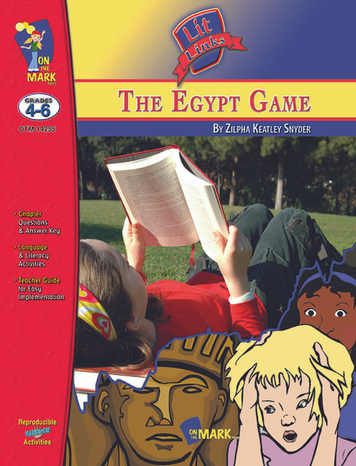 The Egypt Game: Lit Links Literature Guide