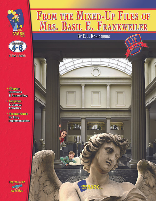 From The Mixed-Up Files Of Mrs. Basil E. Frankweiler: Lit Links