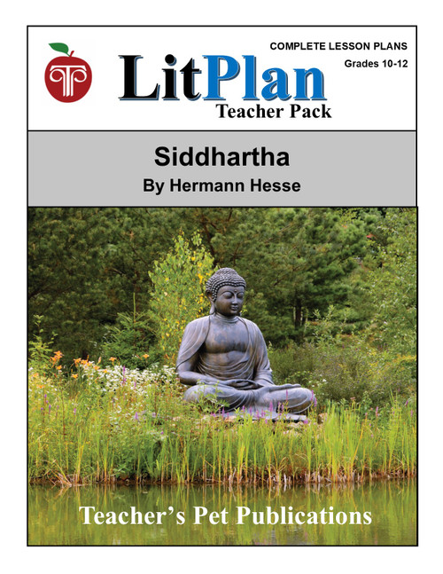 Siddhartha LitPlan Lesson Plans (Download)