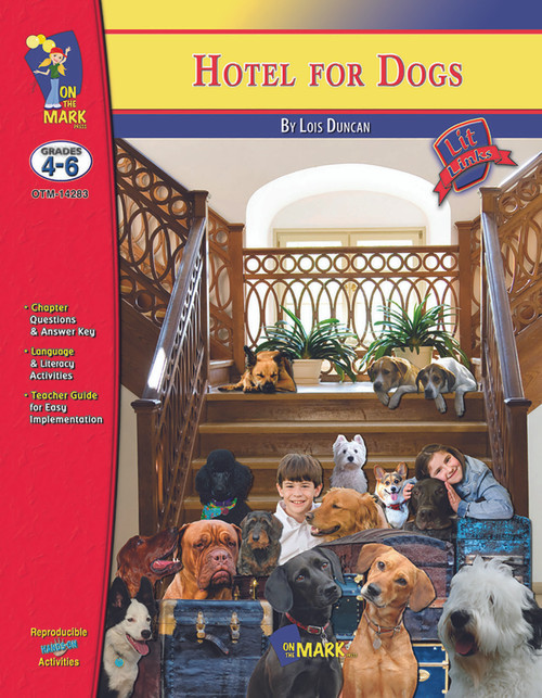 Hotel For Dogs: Lit Links Literature Guide