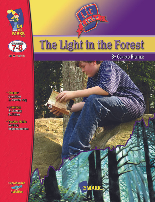 The Light In The Forest: Lit Links Literature Guide