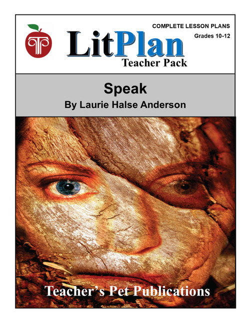 Speak LitPlan Lesson Plans (Download)
