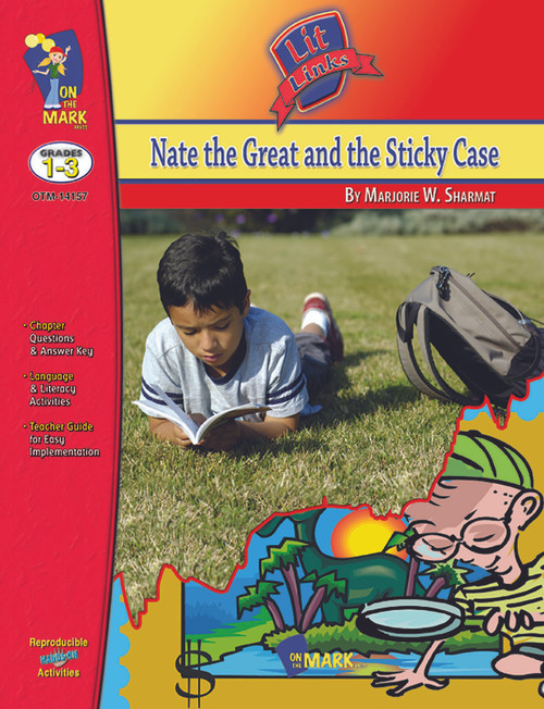 Nate The Great And The Sticky Case: Lit Links