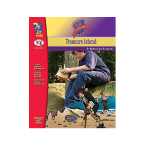 Treasure Island Lit Links Literature Guide For Teachers