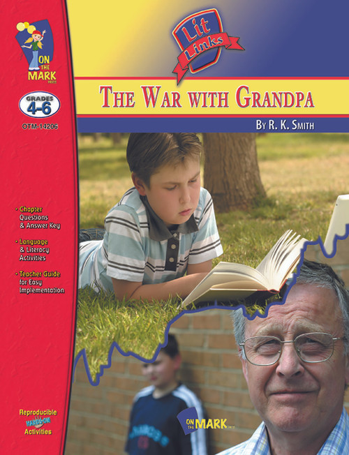 The War With Grandpa: Lit Links Literature Guide